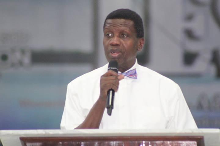 Pastor Adeboye convention2013