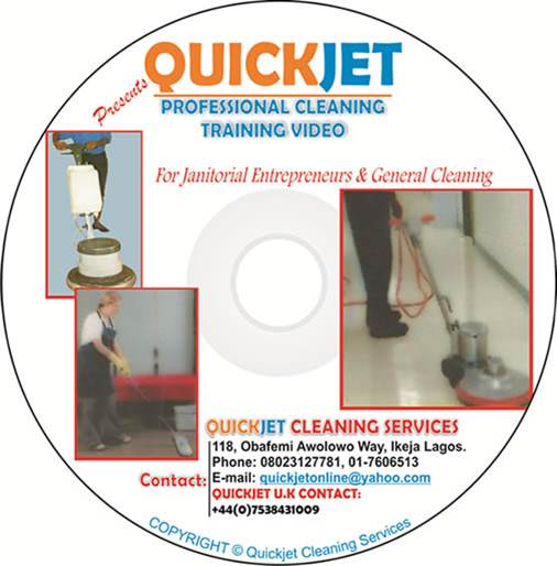 Quickjet Training for Cleaning Entrepreneurs2