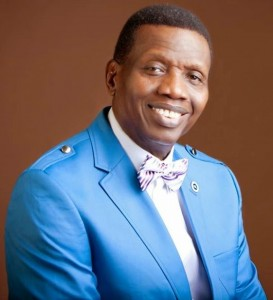 Pastor E A Adeboye, General Overseer, The Redeemed Christian Church of God