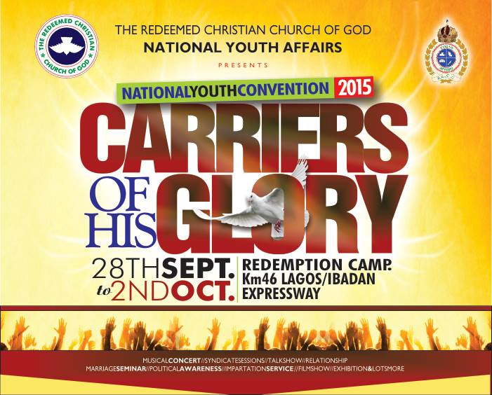 2015 RCCG National Youth Convention (1)