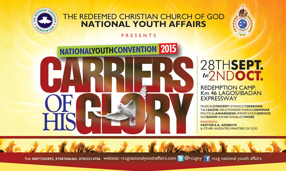 2015 RCCG National Youth Convention (2)