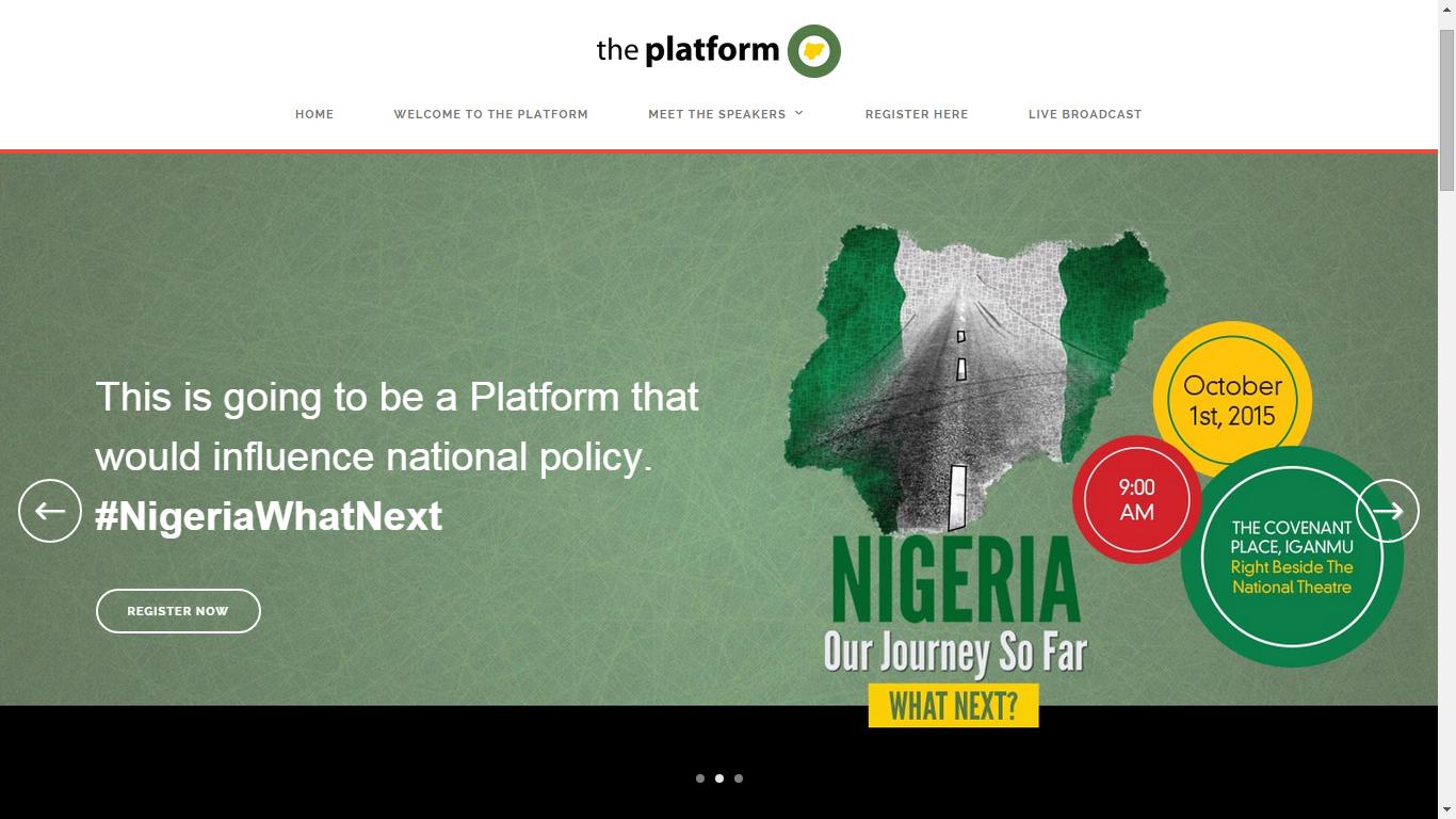 platform 2015