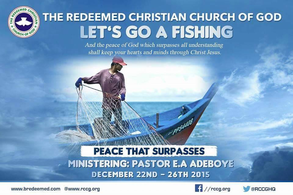 RCCG lets go a fishing 2015