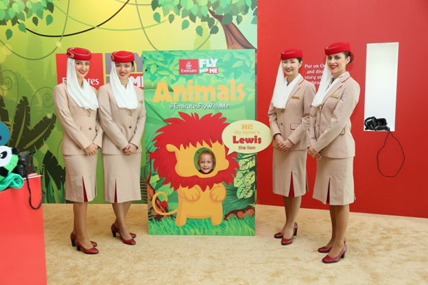 Emirates rolls out fun for Nigerian kids on Children's Day