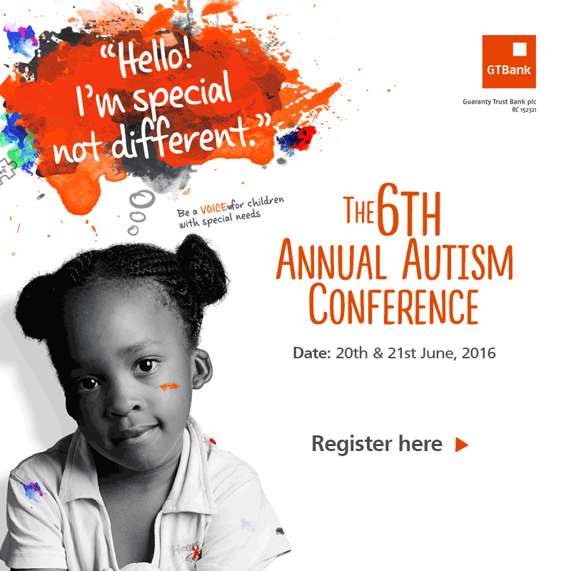 GTBank holds 6th Annual Autism Conference