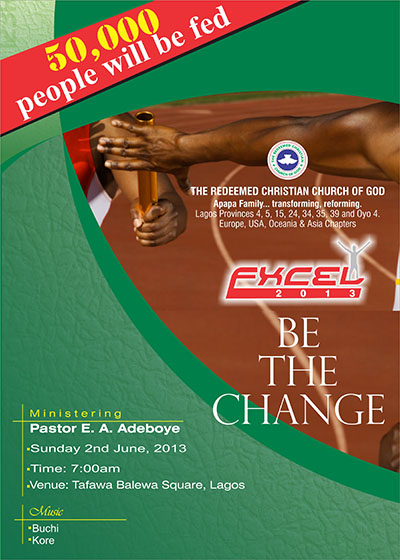RCCG EXCEL 2013