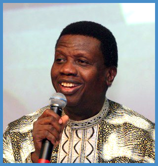 Pastor Adeboye convention 2013