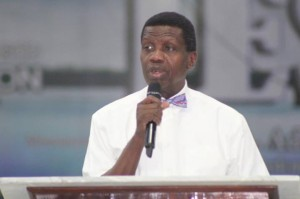 Pastor Adeboye convention2013