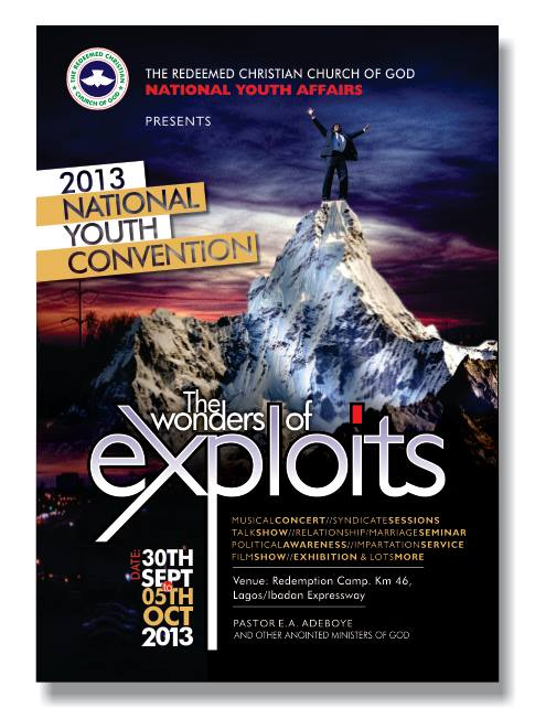 RCCG 2013 National Youth Convention
