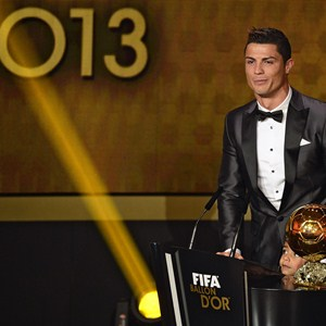 Cristiano Ronaldo. Photo Credit: FIFA/AFP