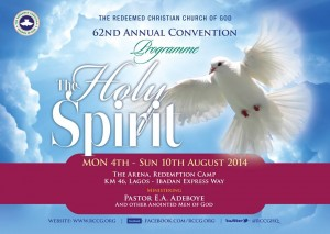 RCCG 62nd Annual Convention 2014