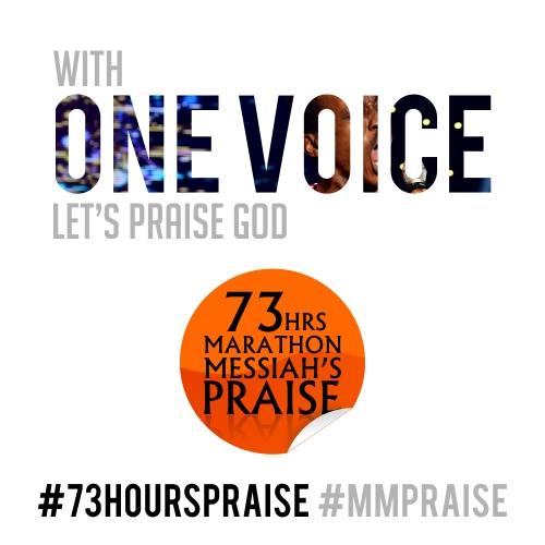 73 hours MARATHON PRAISE 2