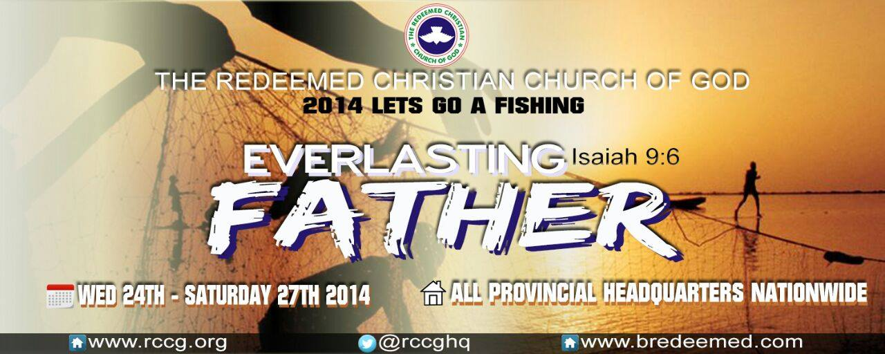RCCG DECEMBER 2014 LETS GO A FISHING FLIER