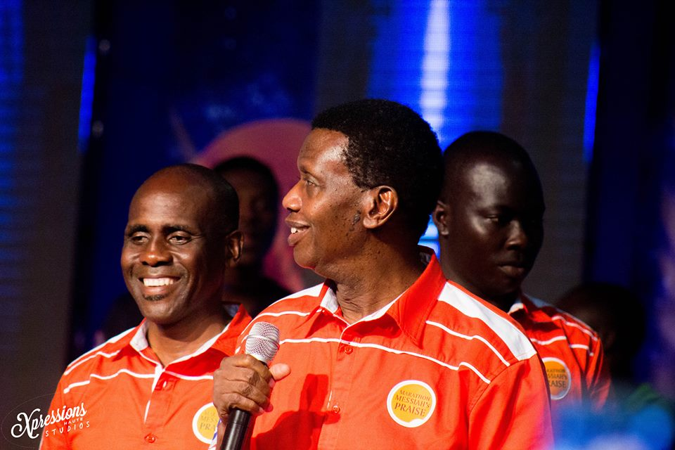 Pastor E.A Adeboye's Blessings @ 73 hours Marathon Messiah Praise (2)