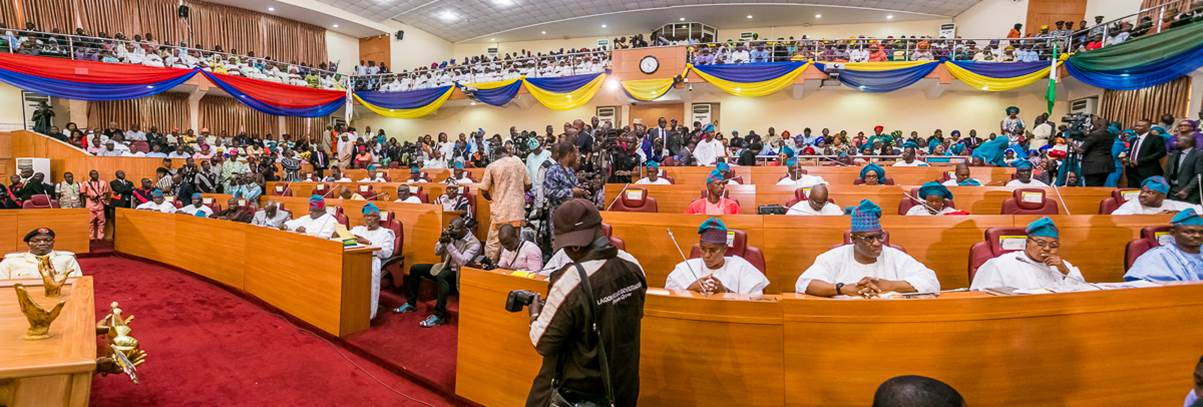 Governor Ambode Proclaims 8th Lagos State House of Assembly (5)