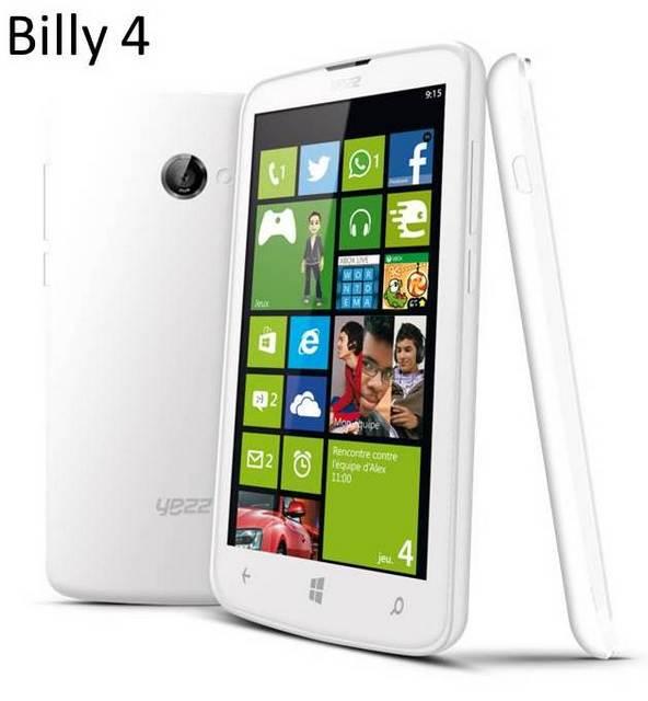 Yezz Mobile  (2)