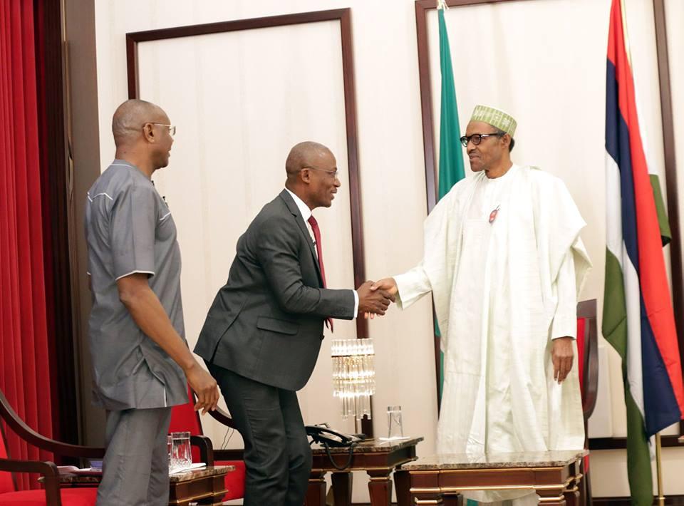President Buhari first Presidential Media 30 December 2015 (11)