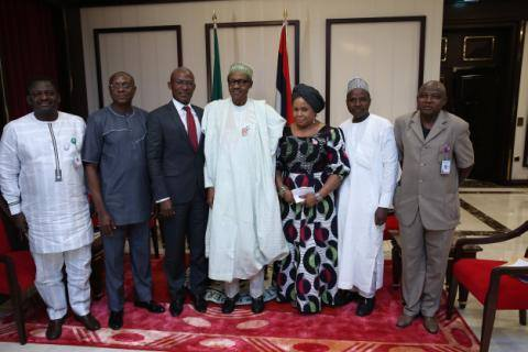 President Buhari first Presidential Media 30 December 2015 (2)