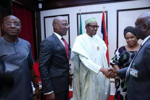 President Buhari first Presidential Media 30 December 2015 (3)