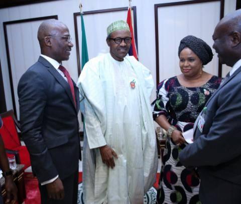 President Buhari first Presidential Media 30 December 2015 (4)
