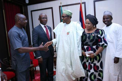 President Buhari first Presidential Media 30 December 2015 (5)