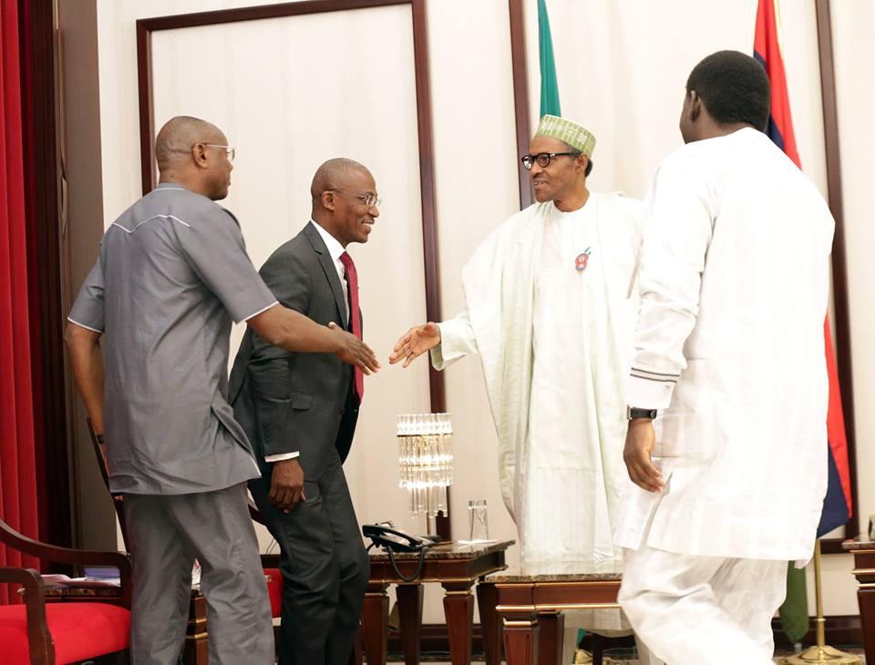 President Buhari first Presidential Media 30 December 2015 (7)