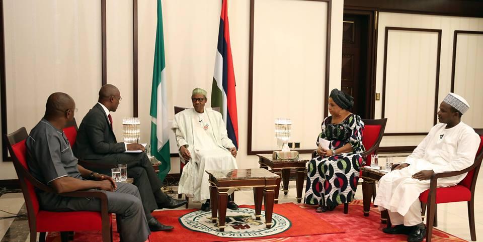 President Buhari first Presidential Media 30 December 2015 (9)