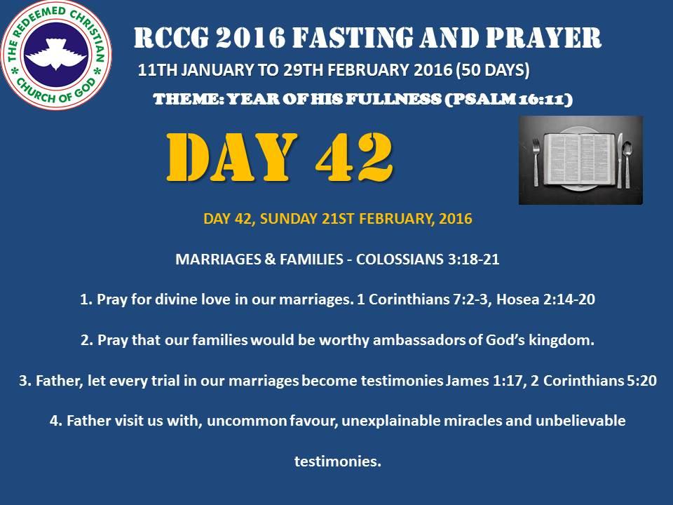 3 Days Fasting And Prayer Testimonies