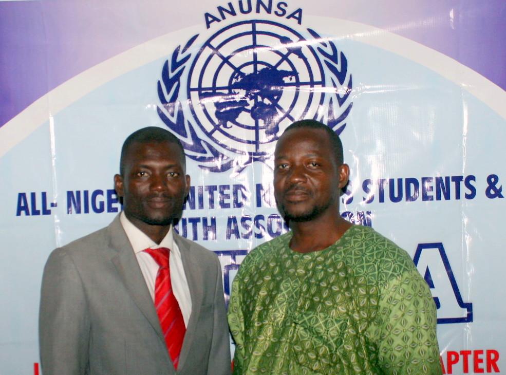 Akin Fatoyinbo and Mutiu Okediran