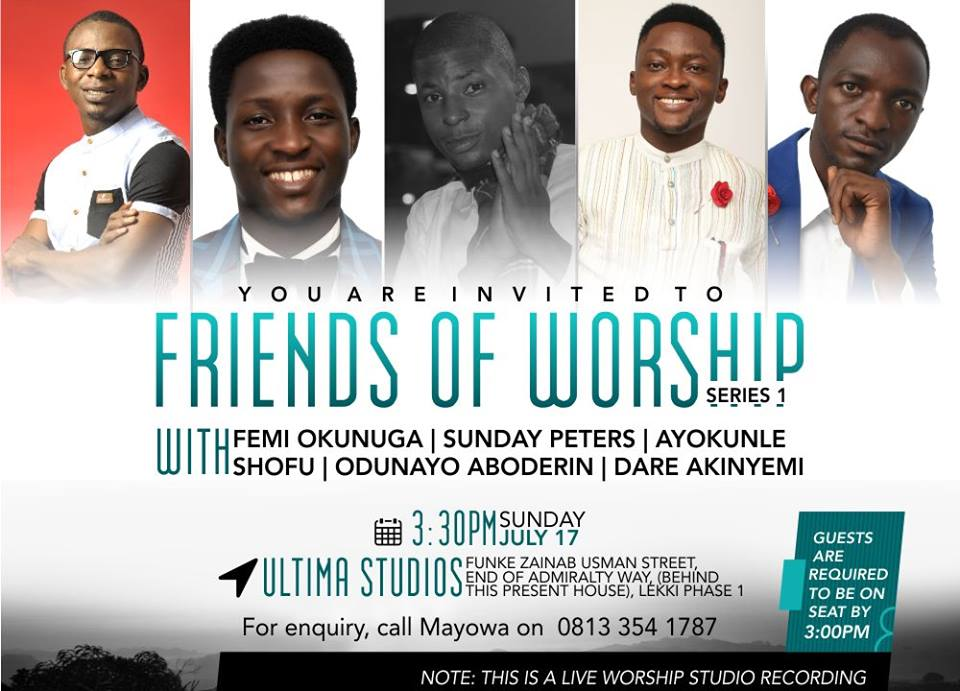 Friends of worship