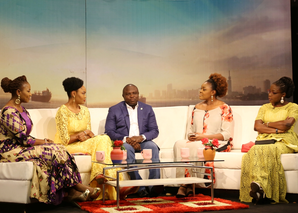 Gov Ambode on YourView TVC