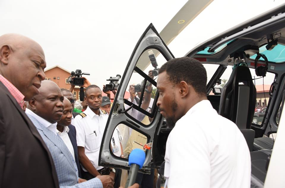 Helipad for medical emergency by Giov Ambode (2)