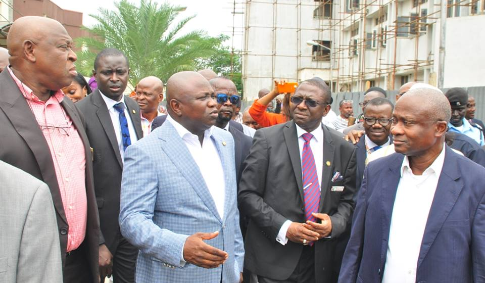 Helipad for medical emergency by Giov Ambode (3)