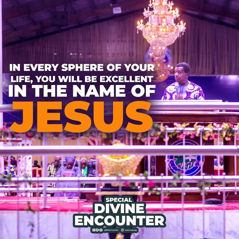 Sermon Summary by Pastor E A  Adeboye – RCCG Feb 2019