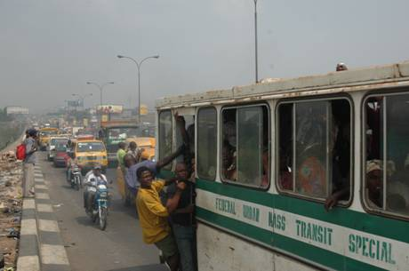 Craziness on Lagos roads continues................