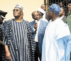 Obasanjo vs. Atiku public disagreement continues